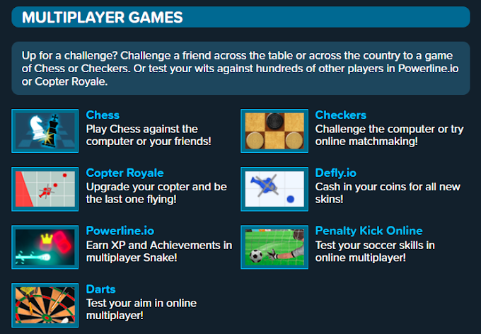 Multiplayer Games at Cool Math Games