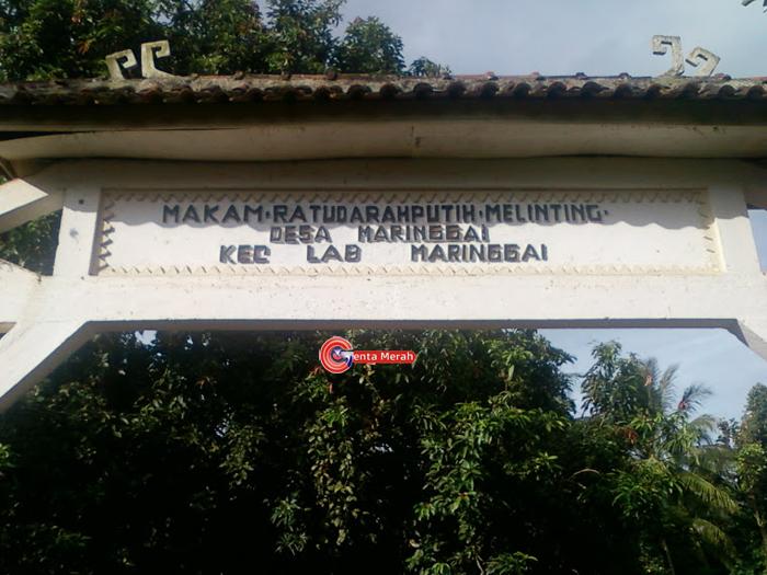 Mengulas Karetuan Melinting  di Lampung