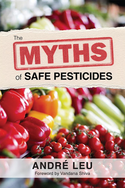 The Myths of Safe Pesticides by André Leu (Review & Giveaway!)