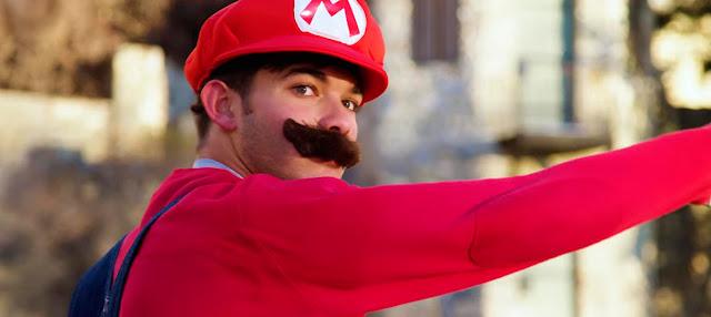 Mario faz parkour na vida real em novo vídeo de fã