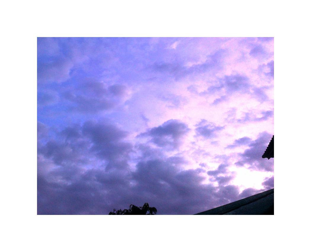 Evening Sky I, Twilight Pending 05