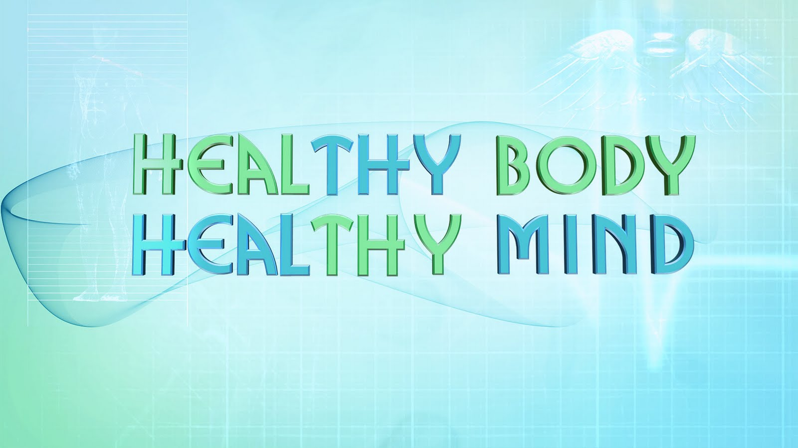 healthy mind dwells in healthy body What is the expansion of 'healthy mind dwells in a healthy body'  body is healthy then only  a healthy mind, you must have a healthy body.