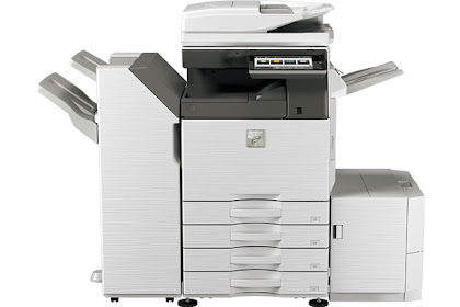 Sharp MX-M3570 Printer Driver Download