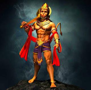 Hanuman Bandi Mochan Stotra