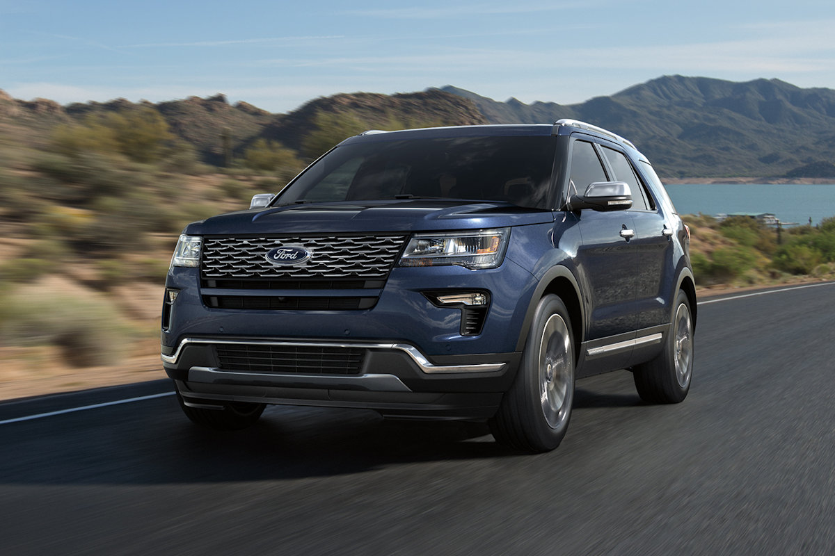 Ford Philippines Just Doubled The Discount On The Explorer Suv Carguide Ph Philippine Car News Car Reviews Car Prices