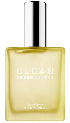 Fragrant Friday - CLEAN Fresh Linens
