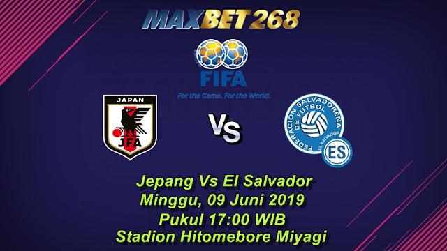 Prediksi Jepang Vs EL Salvador, Minggu 09 Juni 2019 Pukul 17.00 WIB