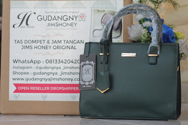 Real Pict Tas Jims Honey Tamara Bag