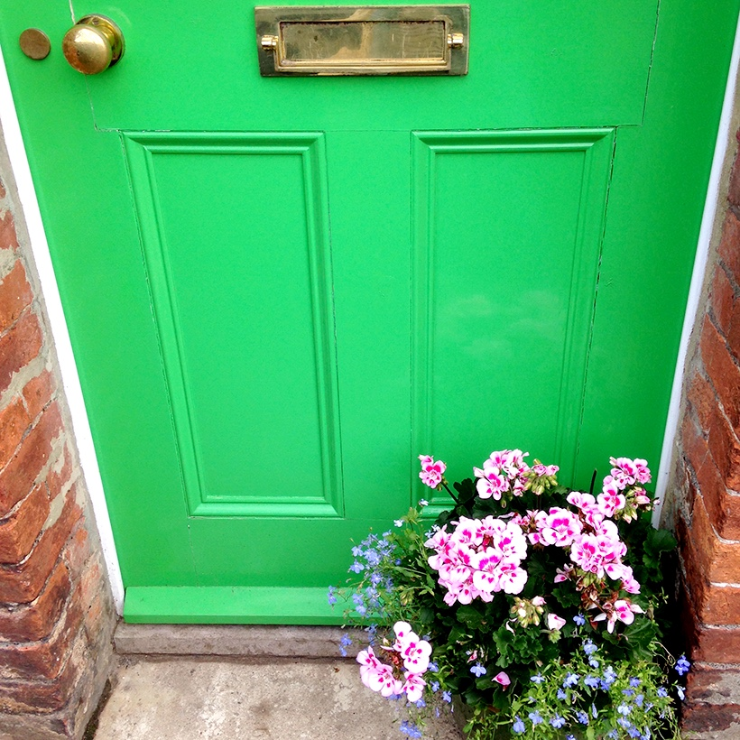 I have this thing with doors - photo by Joanna Payne, creative lifestyle blogger from Adventures & Tea Parties.