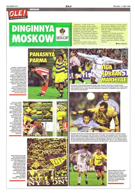 UEFA CUP DINGINNYA MOSKOW