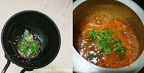 Boiled tomato chutney recipe
