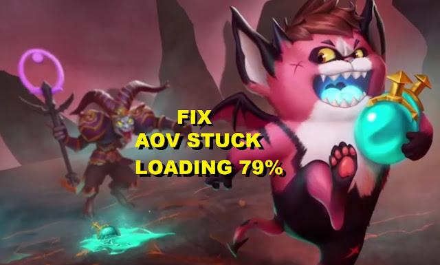 Cara Mengatasi AOV Stuck Loading Setelah Update Terbaru tomsheru.com