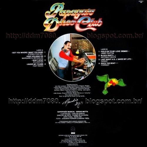 1976 DISCO - PAPAGAIO BAIXAR CLUB