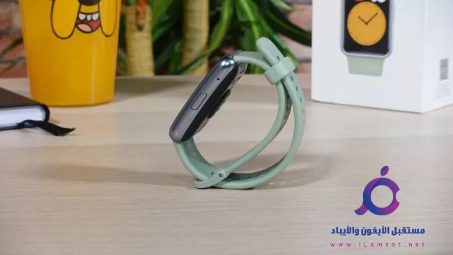 تعرف علي ساعة HUAWEI WATCH FIT , مواصفات , مميزات , اسعار و تصميم الساعة