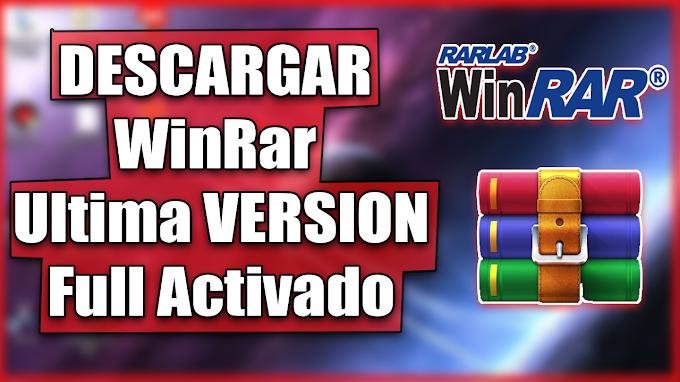 Descargar Winrar Full Ultima Version 2019| MEGA y Mediafire