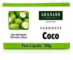 sabonete coco granado