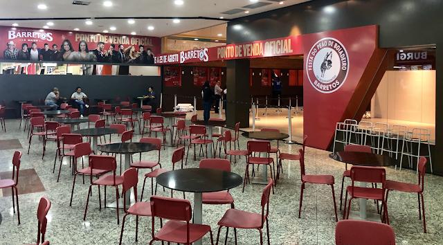 Venda de ingressos para 64ª Festa do Peão de Boiadeiro está em novo espaço no North Shopping Barretos