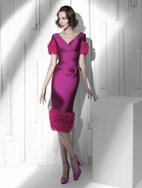 4d59cc63b Vestidos de madrina - Colección Manu Alvarez 2011. Fuente  Vogue