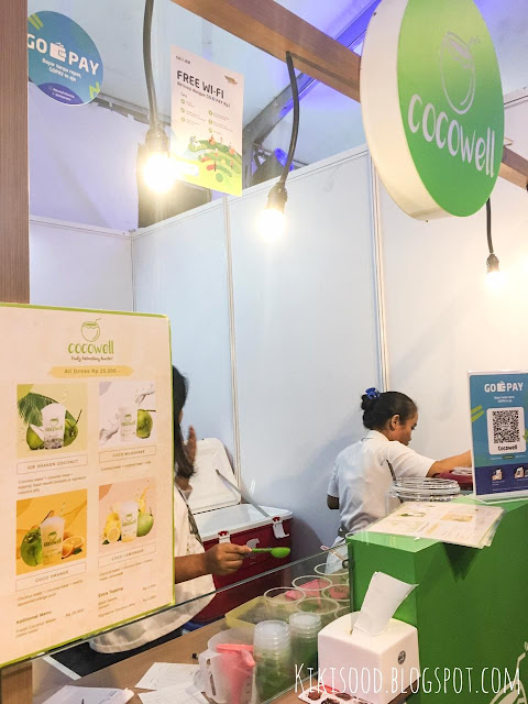 COCOWELL JAKARTA CULNARY FEASTIVAL