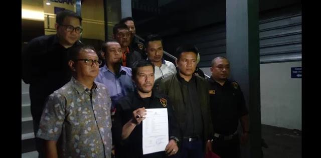 Dilaporkan Ke Polisi, Basarah Terancam Empat Tahun Penjara