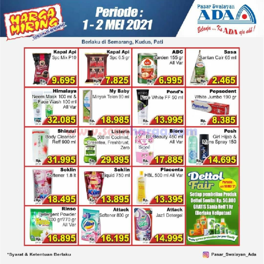 Katalog Promo ADA Swalayan Terbaru 1 - 2 Mei 2021 6