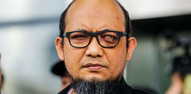 Sampaikan Kabar Baik, Novel Baswedan: Alhamdulillah Hasilnya Sudah Negatif