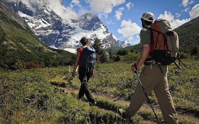 Trekking e montanhismo em Santiago