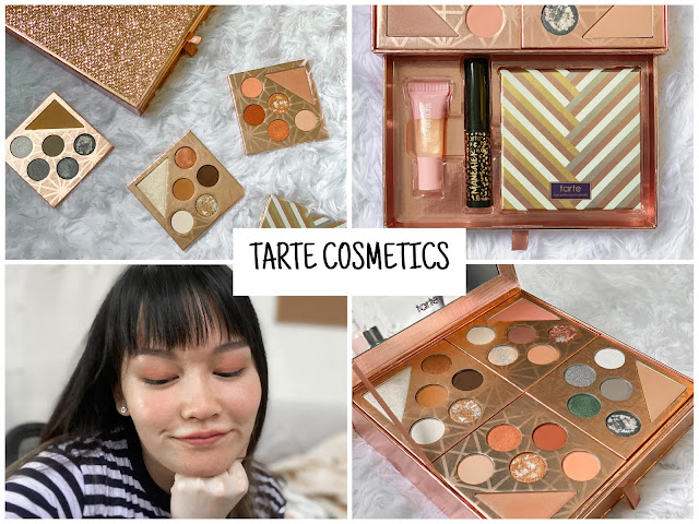 tarte gift & glam collector's set review