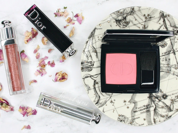 #FrenchFriday : New Dior Rouge Blush Couture Colour