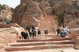Petra, Jordania, el mundo en tándem, round the world, mundoporlibre.com