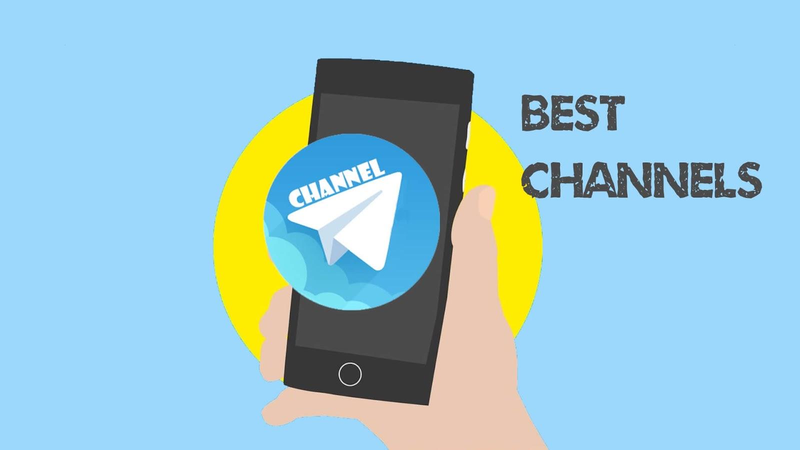 Best active Telegram channels