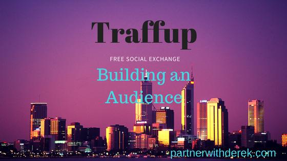 traffup social media traffic exchange