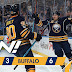 Sabres double up on Coyotes, 6-3