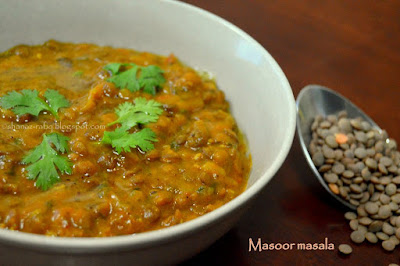 Masoor Masala