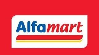 Lowongan Store Crew Kasir Pramuniaga Alfamart Rembang 2021