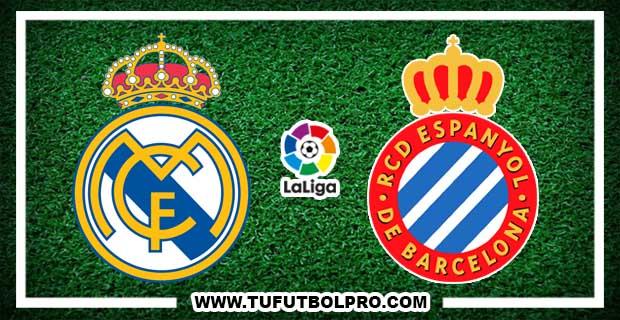 Ver Real Madrid vs Espanyol EN VIVO Por Internet Hoy 1 de Octubre 2017