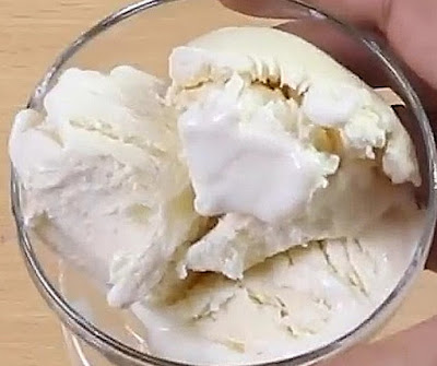 how to make vanilla ice cream at home