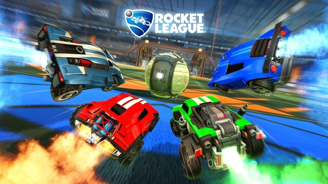 لُعبة Rocket League تتخلى عن منصة Steam