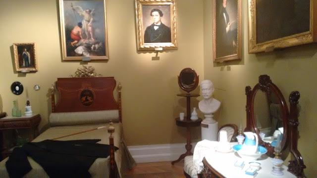 Museo del Romanticismo. Habitación