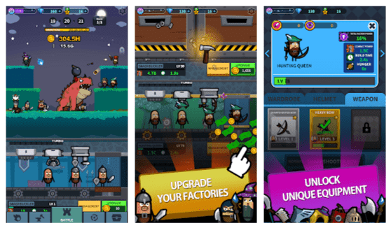 Hero Factory Mod Apk