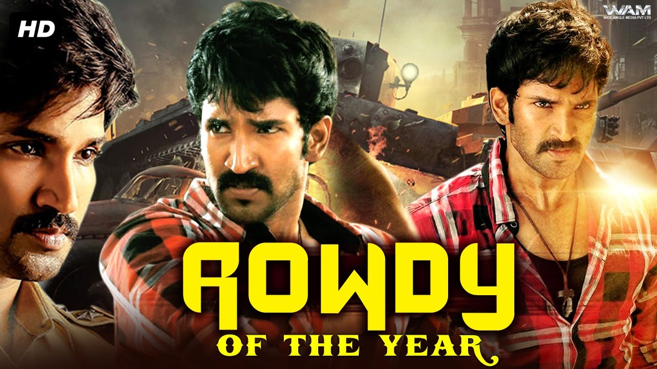 ROWDY Of The Year 2021 Hindi Dubbed 450MB HDRip 480p Free Download