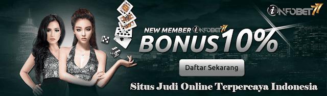 Situs Poker Online Infobet77
