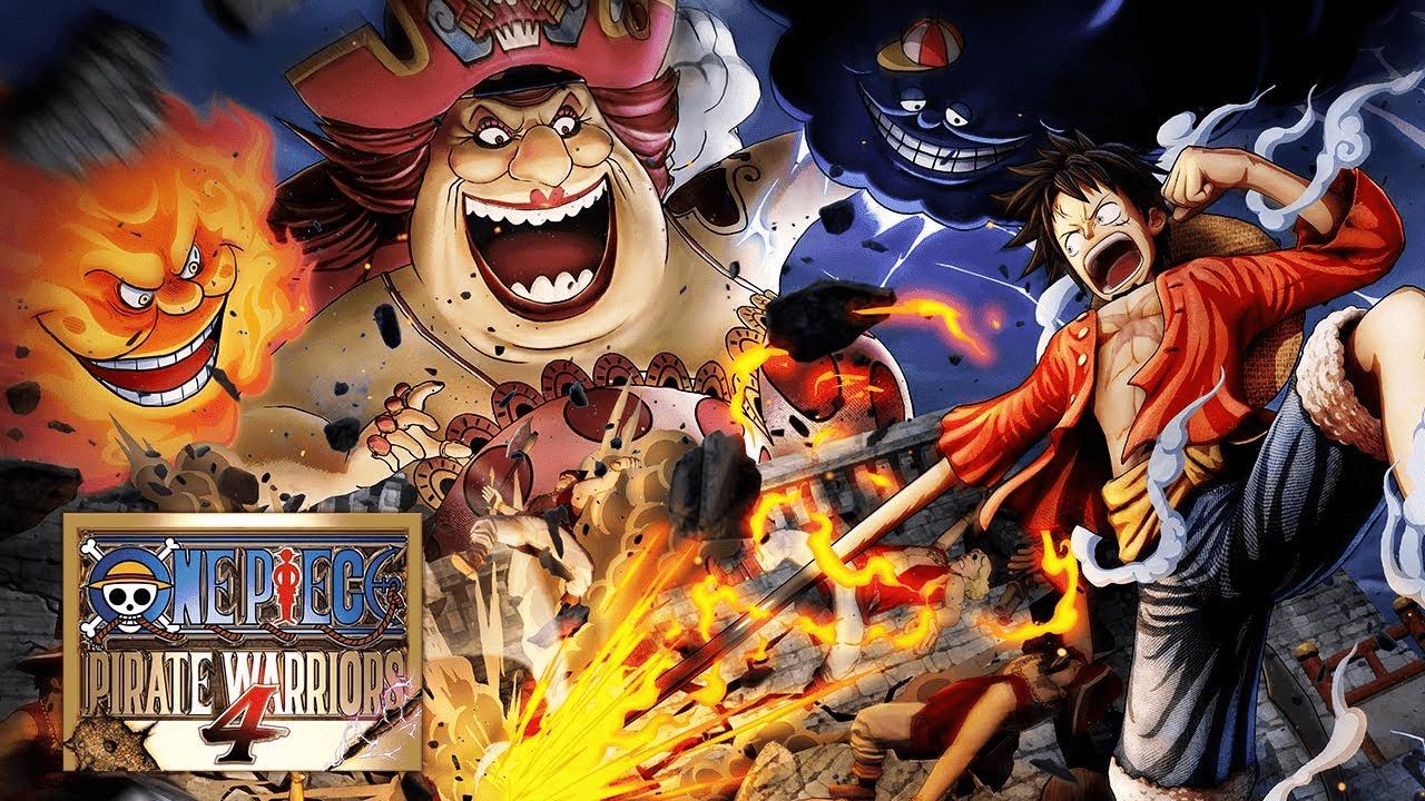 Link Tải Game One Piece Pirate Warriors 4 Miễn Phí Thành Công