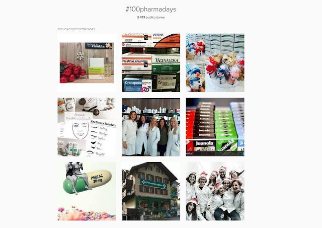 Reto Instagram #100pharmadays