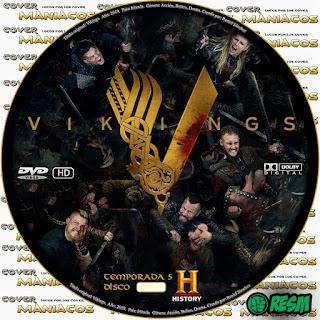 GALLETA - [SERIE TV] VIKINGOS - VIKINGS - 2019