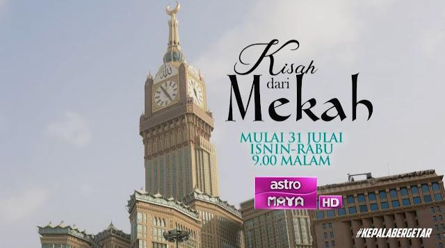 Kisah Dari Mekah Di Astro Oasis Dan Maya HD