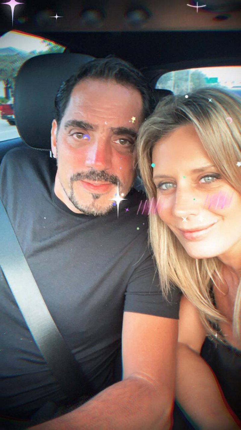 Rocío Marengo y Eduardo Fort