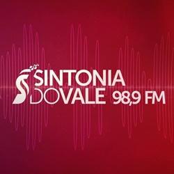 Ouvir a Rádio Sintonia do Vale 98,9 FM - Barra do Pirai / RJ Ao vivo e online