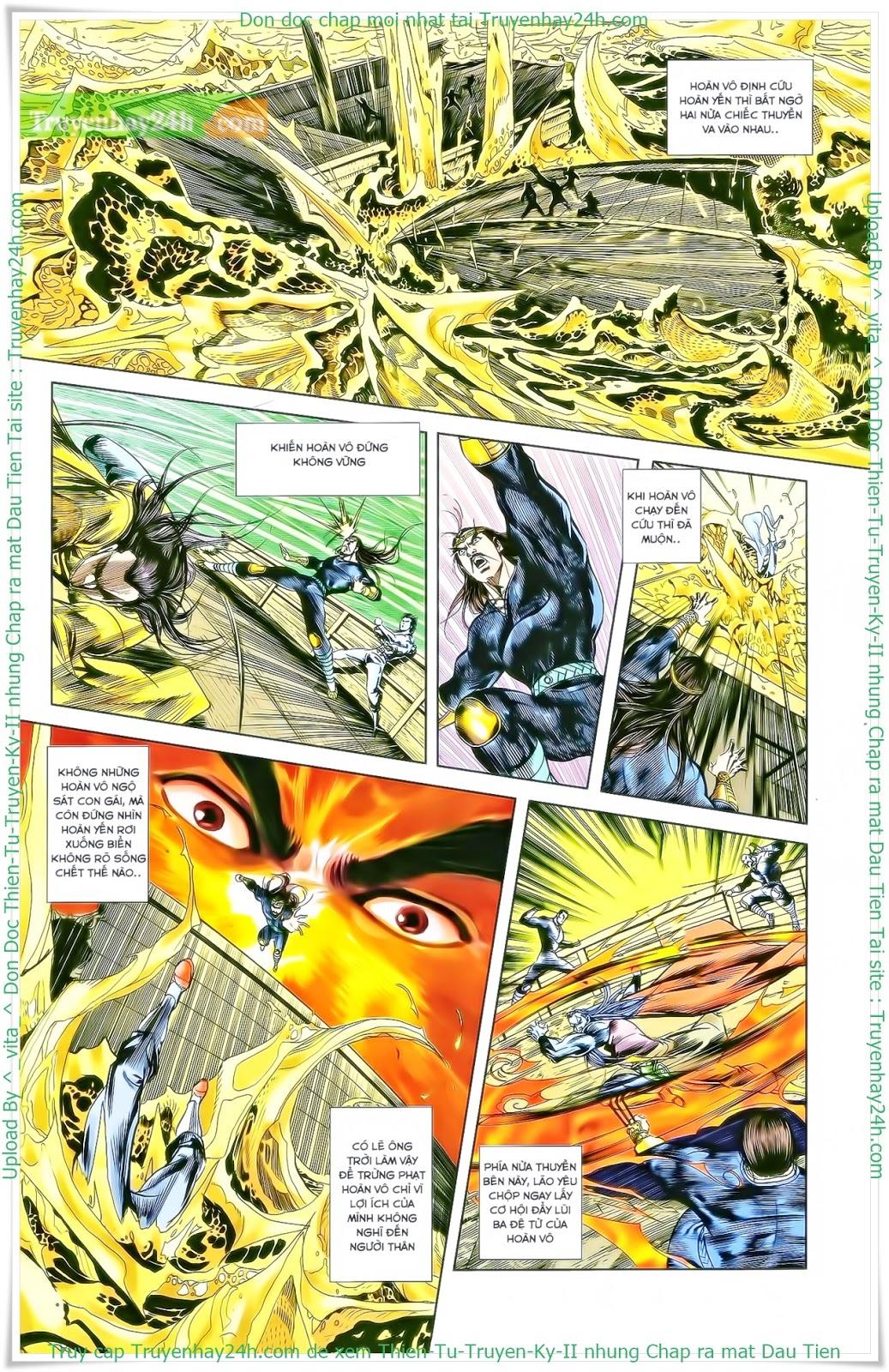 Tần Vương Doanh Chính chapter 27 trang 26