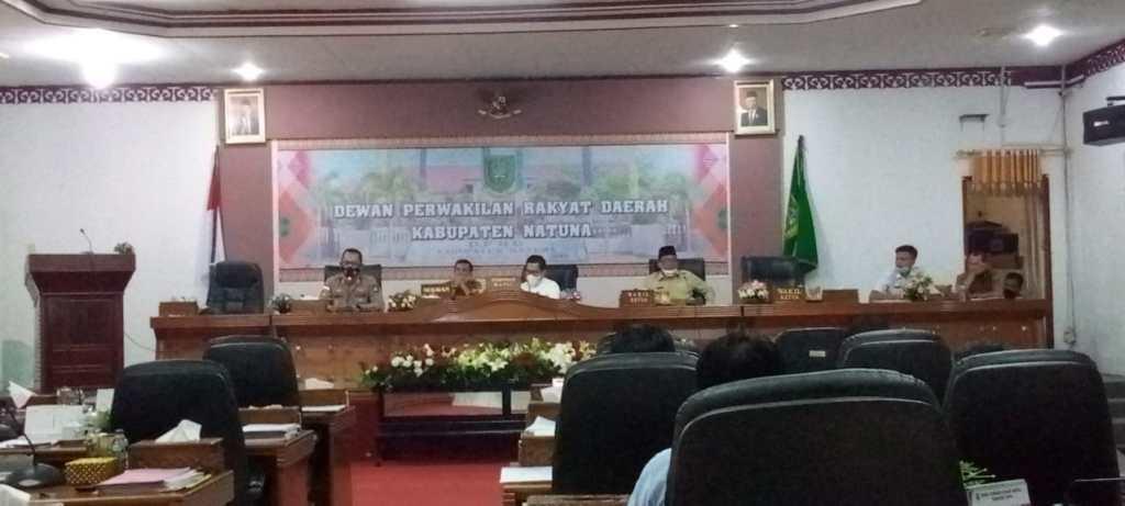 Hadiri RDP, Pedagang Siap Terapkan Prokes dan Meminta Batas Waktu Berjualan Hingga Pukul 23.00 WIB